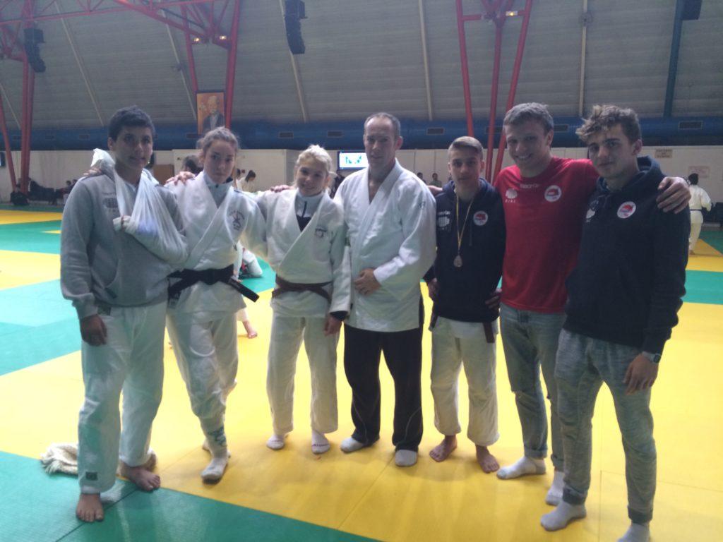 canens mougins judo championnat de france cadet