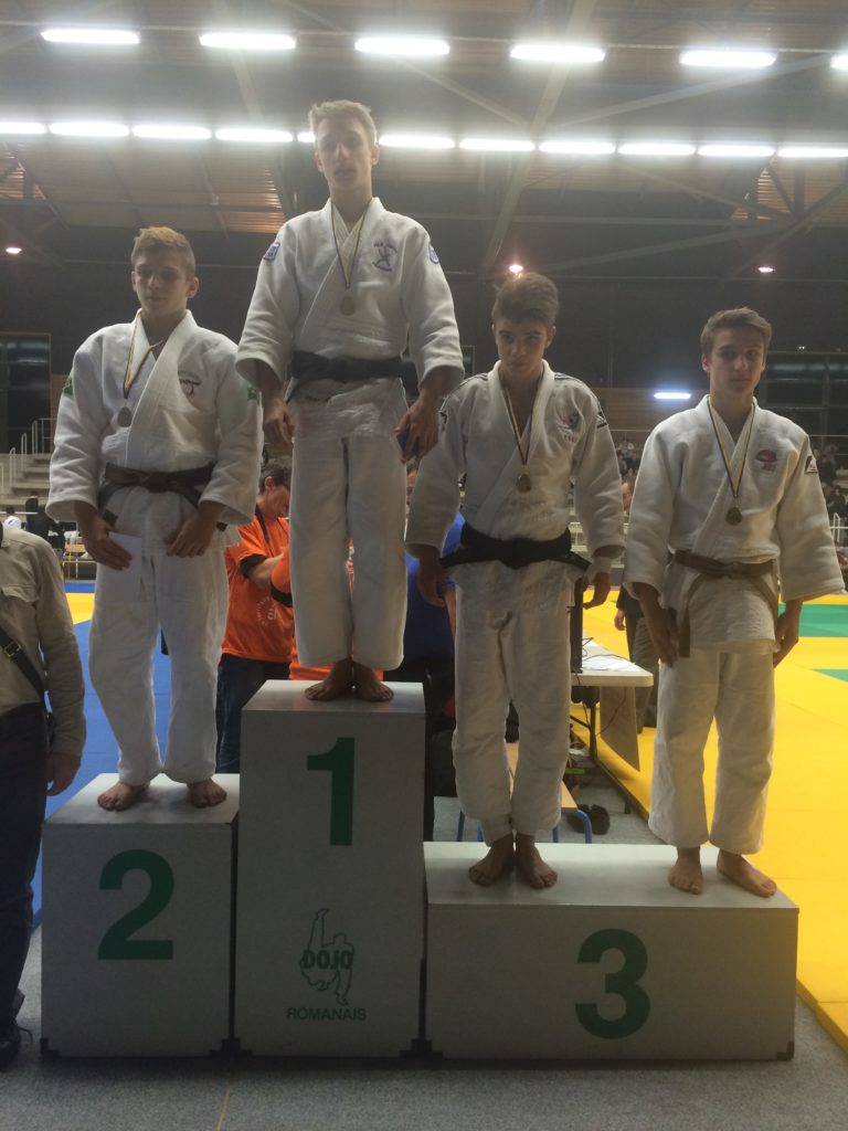 cannes mougins judo championnat de france cadet