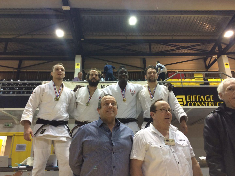 cannes mougins judo championnat france premiere division 2015 guillaume boy