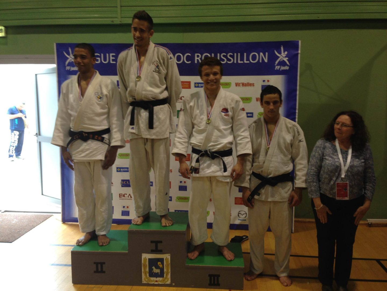 cannes mougins judo championnat de france junior