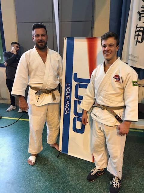 cannes mougins judo ceinture noire