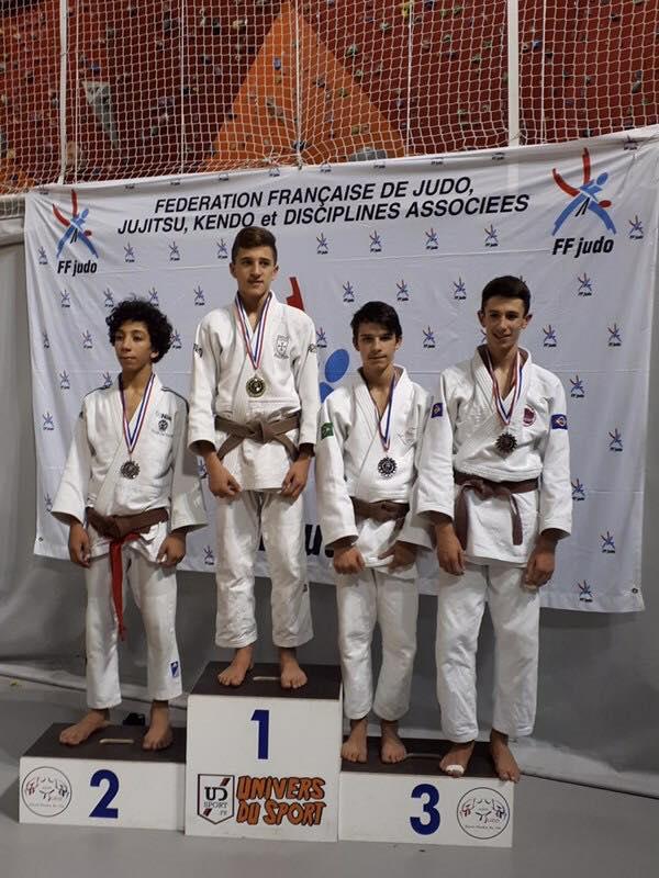 cannes mougins judo championnat départemental cadet