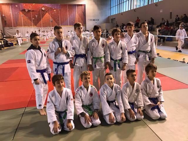 cannes mougins judo coupe departementale minimes