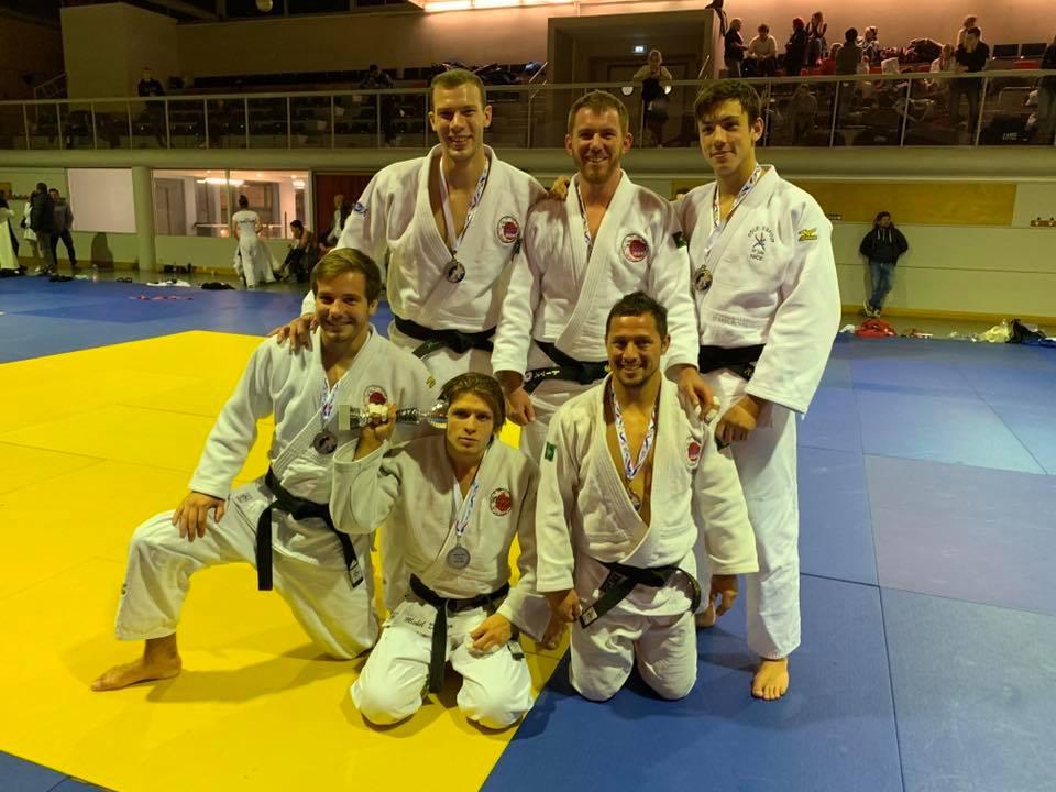 cannes mougins judo championnat paca equipe senior