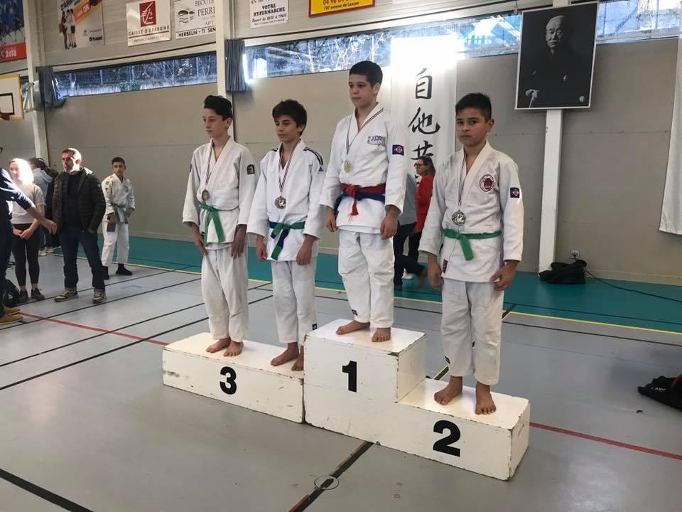 cannes mougins judo circuit regional minimes apt