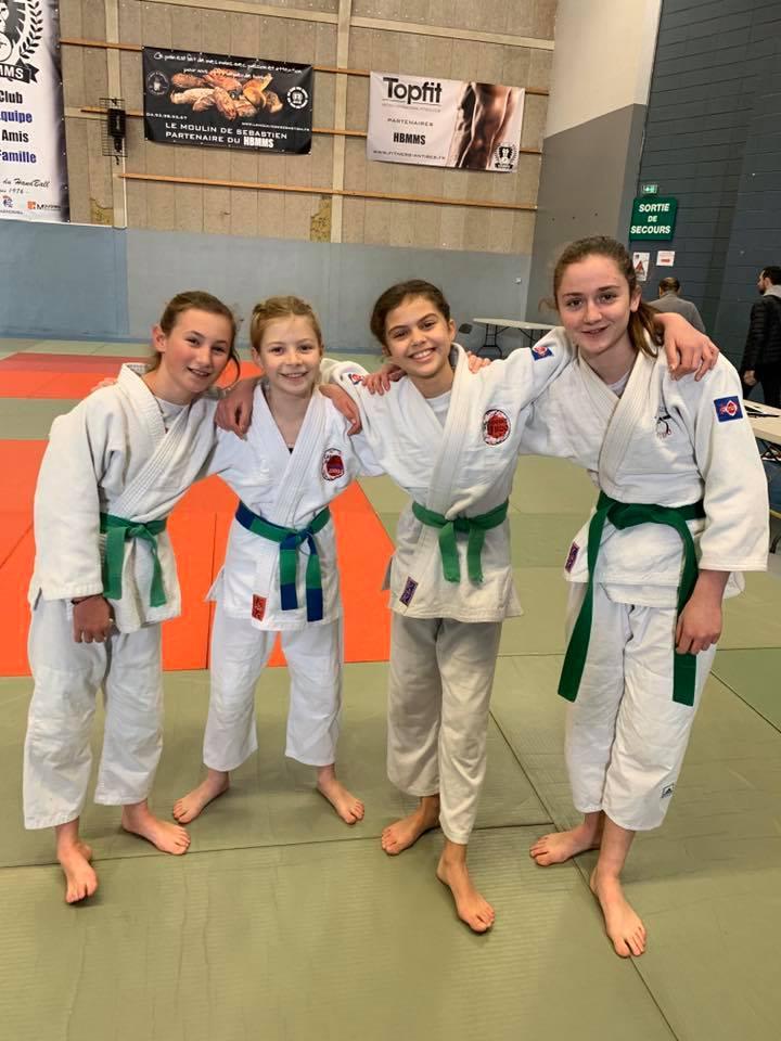 cannes mougins judo criterium departemental benjamin